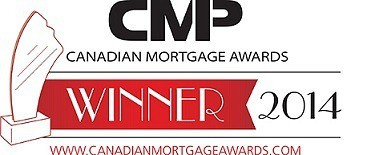 Canadian Mortgage Awards Winner Badge