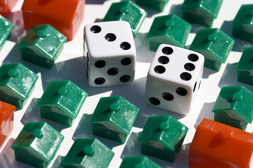 Credit Score - Rolling The Dice