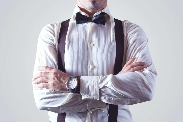 Bow Tie Businessman