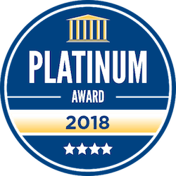 Platinum Award 2018