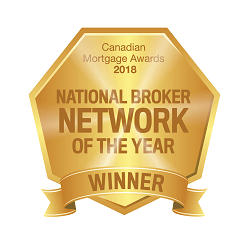 Broker Network of the Year 2018 Award